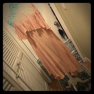 Dresses & Skirts - One shoulder cocktail dress